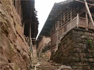 沅陵县楠木垭惊现光绪十二年古建筑群