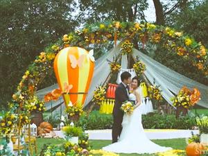 【CC-FILM婚礼影像】渝州宾馆户外婚礼预告