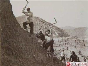 高州档案:建设高州水库的那段激情燃烧的岁月!