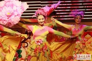 """""""雄关大舞台 有梦你就来""""张掖市文化馆群众文化交流专场演出圆满结束"""