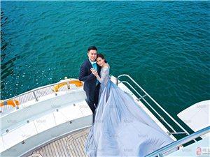 传上我在澳门网上投注赌场首尔摄影拍摄的外景婚纱照