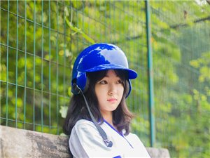 【最美飞院特辑】棒球少女~~~写给爱棒球的��(组图)