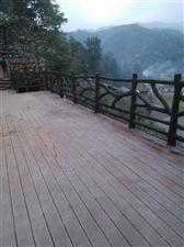 团队承接仿木护栏、各种仿木制作!