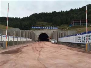 成昆新线峨米段首座隧道——土官垣隧道全线贯通啦~