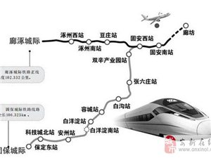 第一条贯穿京冀交通大动脉明年年初开工!
