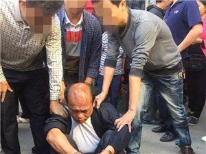 【信宜新闻】一名男盗贼:用刀片、聂子市场行窃  被当场擒获