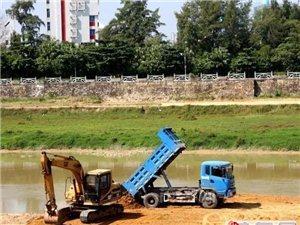 茂名最大水舞音乐喷泉开工建设