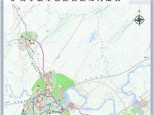 泸州五条轻轨规划线路详解