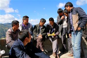 会东:科技扶贫到基层