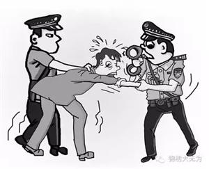 无为来了一对孪生兄弟疯狂作案;民警紧追不放将其抓获