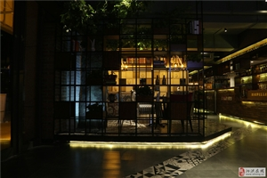 品筑设计出新作啦!内蒙古・蜜岛西餐厅设计实景照片惊艳出炉!