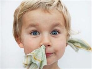 """使用自然疗法 让宝宝远离""""鼻涕虫"""""""