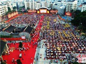 深圳3.2万人赴宴祭祖 设3200桌宴席