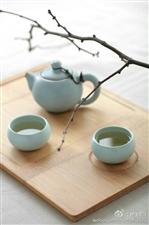 茶不过两种姿态,浮、沉;