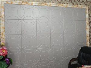 亮晶晶实木生态背景墙招商