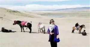 73岁的中国奶奶骑哈雷,走西藏,美丽帅气的人生从来与年龄无关