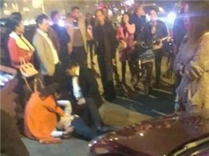 乐山城区街头夜晚发生故意伤害案件,警方连夜出击抓获大部分行凶者!