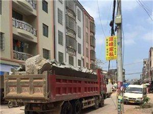 化州良光镇旧圩烂路成居民生活拦路虎,严重影响居民生产生活