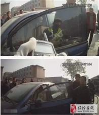 临汾鼓楼南北街:有人干扰交警执法被拘留