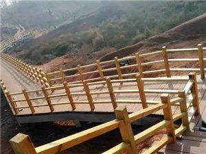 莱阳首条峡谷栈道即将建成!