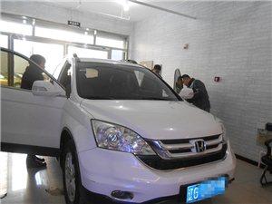 威尼斯人娱乐开户美车美声专业汽车音响改装店-本田CRV二次改装