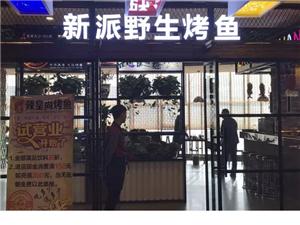 离石辣皇尚烤鱼店开业,全场5折开吃