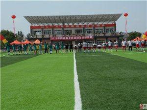 桦南全民运动会足球比赛