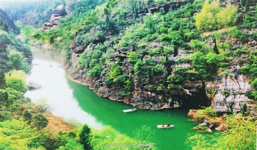 江油佛爷洞国家AAAA级旅游景区