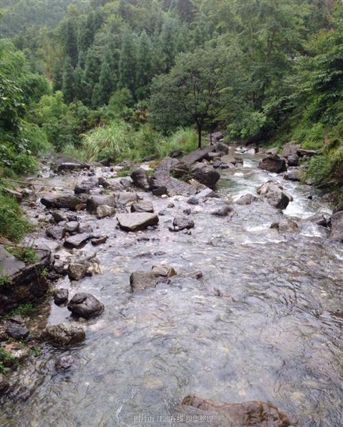 江油老君山亚热带季风景区