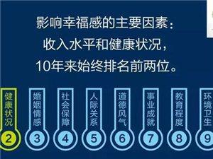 2016中国最具幸福感城市