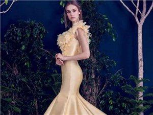 邹平最美的婚纱礼服!值得你拥有!赫拉嫁衣礼服馆