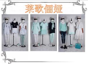莱歌俪娅品牌折扣服装店销售技巧 让你的营业额暴涨
