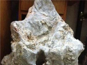 奇石的最高境界——-禅石【灵璧石-意境-求佛】