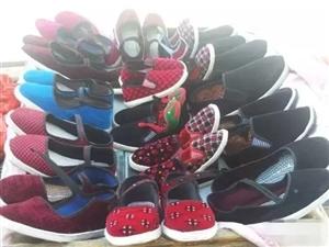 乡愁:妈妈做的布鞋!