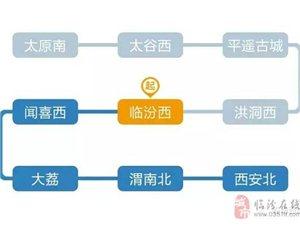临汾西站、临汾站:2017年1月5日-2月21日增开旅客列车公告