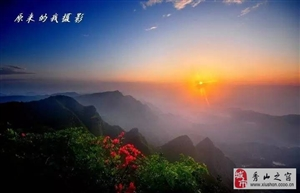 【秀山美景?#30475;?#27827;盖四季不同的风景