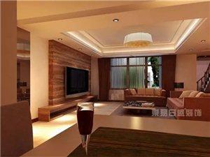 客厅装修中,电视背景墙绝对是亮点!