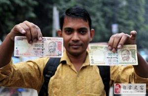 """印度能靠""""废钞令""""跨进无现金社会吗?"""