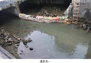 2016桃坑溪清淤