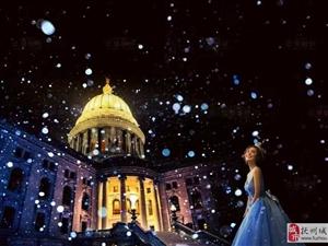 抚州巴黎婚纱圣诞元旦活动火爆