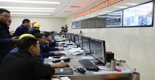 内蒙古哈伦能源集团2×330兆瓦热电联产项目并网试运行;