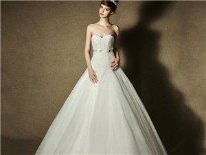 我的婚纱礼服要最美,滨州赫拉嫁衣礼服馆