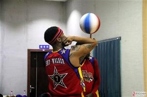 美国花式篮球哈林巫师中国巡演金沙国际娱乐官网站抢先看