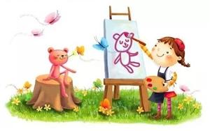 靖邊縣首屆少兒美術「微畫展」評選活動開始投票了,豐厚大獎等你