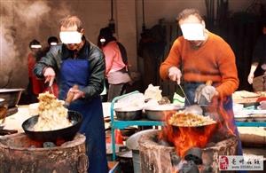 爆料:谯城大卖场西饭店小饭店烟尘污染