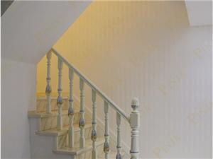 实木楼梯 别墅楼梯整木楼梯案例分享 每日一篇
