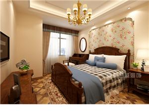 家居卧室设计简约而温馨