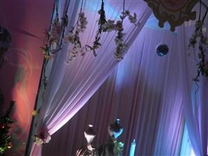 快来围观啦,粉色主题的婚礼,希望新人幸福哟