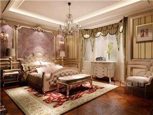 卧室装修设计要温馨,设计可有讲究!
