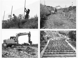 【新年新气象】泸州金夫人四季花海一期工程全面改造,二期工程全面开工